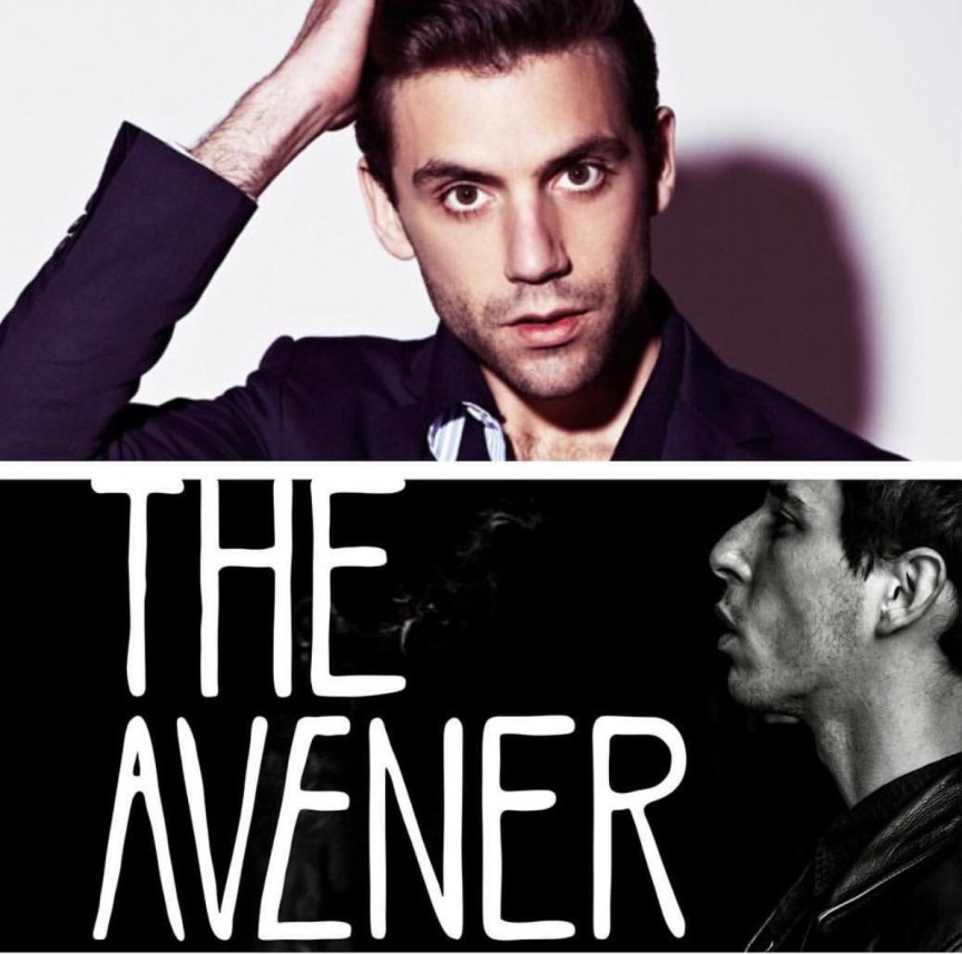 MIKA& THE AVENER-darkside-events