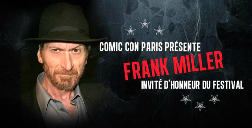 comic con-franck miller-paris-darkside-events