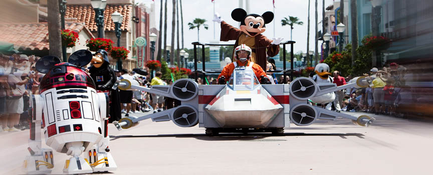 Mickey Mouse-star wars-disney-darkside events