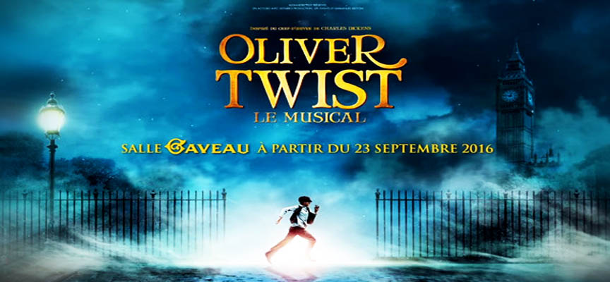 oliver twist-comedie musicale-alexandre piot-darkside-events