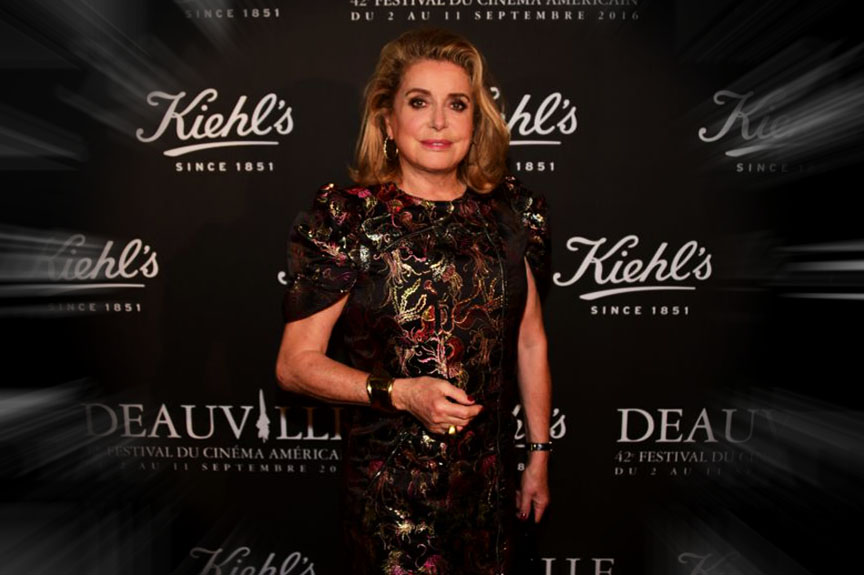 catherine deneuve-KIEHL'S-VISIONBYAG-DARKSIDE-EVENTS