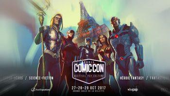 Permalink to: #ComicConParis 2017 – VIENS FAIRE LE PLEIN DE SUPER