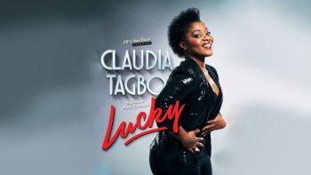 Permalink to: La déesse de l'humour s'offre l'Olympia du 18 au 21  janvier 2018: CLAUDIA TAGBO IS «LUCKY»