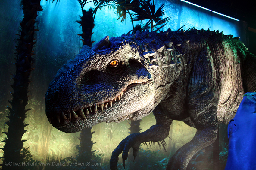 Jurassic world l'exposition-cite du cinema-darkside-events.com