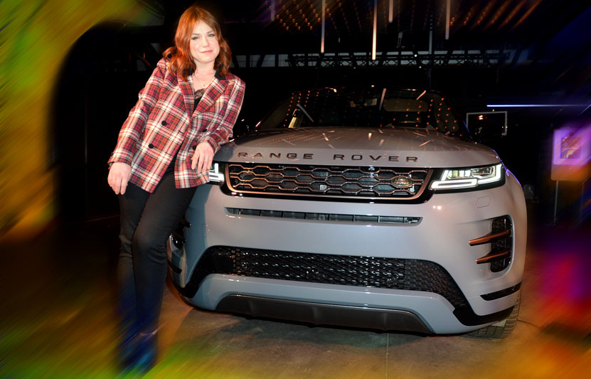 EMILIE DUQUENNE-RANGE ROVER-EVOQUE-FAUST-DARKSIDE-EVENTS;COM