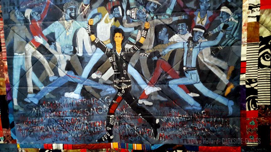 On the wall-Michael Jackson-Grand Palais-Paris-darkside-events.com